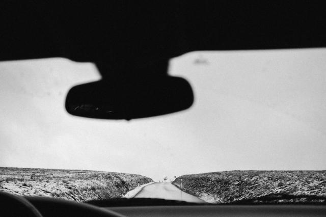 Fahrt in den Westerwald