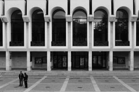 Vasil Drumev Theater in Shumen